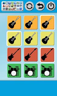 Band-Game-Piano-Guitar-Drum 11