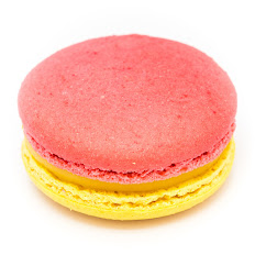 Macaron Passion - Fraise パッション