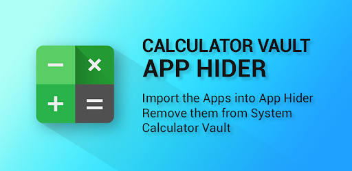 Calculator Vault : App Hider - Hide Apps - Apps on Google Play