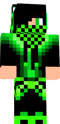 Cool Creeper Nova Skin