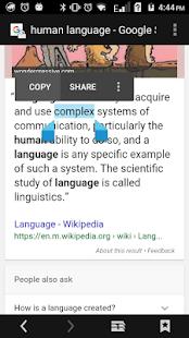Smart kannada Dictionary - náhled