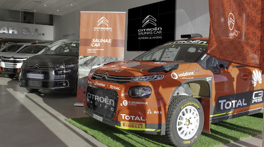 El Rally trae hasta 7.000€ de descuentos a Salinas Car