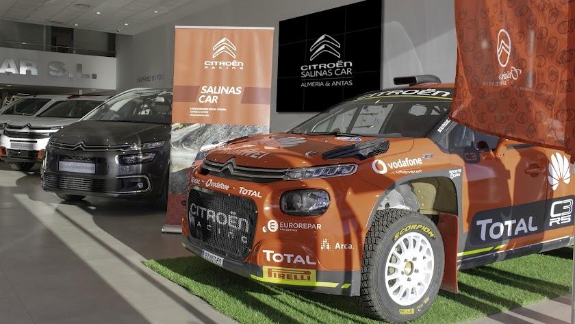 Salinas Car, el concesionario Citroën más longevo