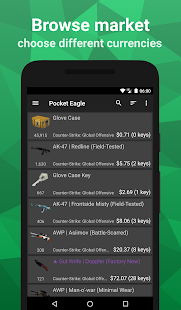 Pocket Eagle - CS:GO Trading - náhled