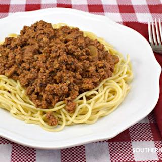 Linda's Spaghetti