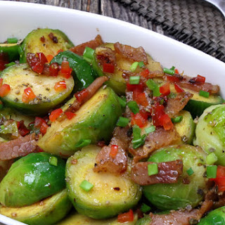 Crockpot Brussel Sprouts