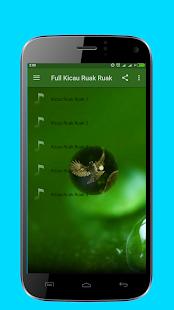 Full Kicau Burung Ruak-Ruak - náhled