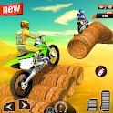 Real Stunt Bike Pro Tricks Master Racing Game 3D