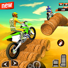 Real Stunt Bike Pro Tricks Master Racing Gioco 3D icon