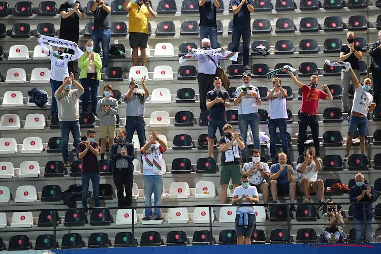 """Hebben nieuwe coronamaatregelen ook gevolgen voor het profvoetbal? """"Kans bestaat dat er een vermindering zal zijn van het aantal toeschouwers"""""""