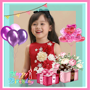 App Birthday Party Photo Frame Terpopuler 2018 APK for Windows Phone