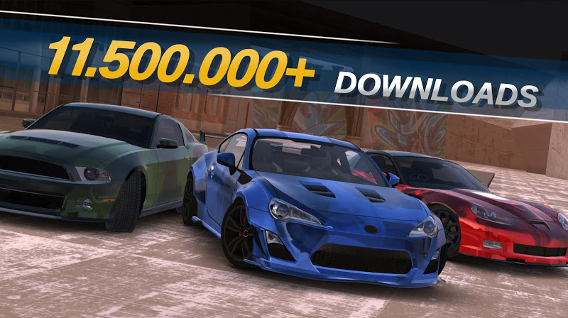 Real Car Parking : Driving Street 3D APK Cracked Free Download