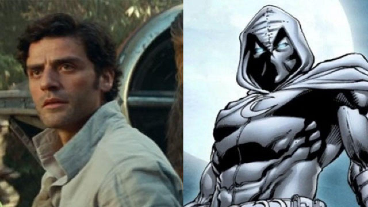 Report: Oscar Isaac Cast As Marvel's Moon Knight