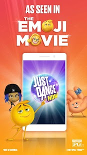 Just Dance Now: miniatura de captura de pantalla