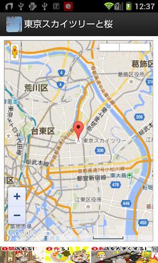 神奈川県 小田原城と桜 JP159