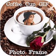 Coffee Cup Photo Frame Editor