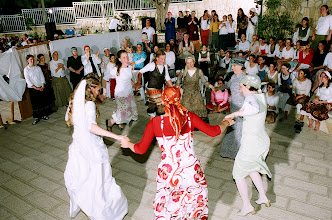 Photo: Chava-Leah's family dance