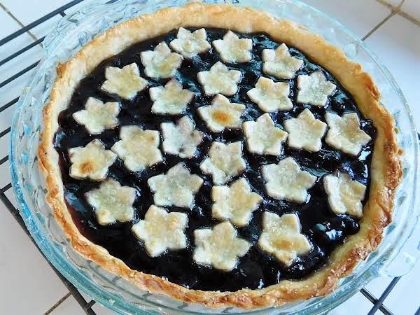 Olive Oil Pie Crust