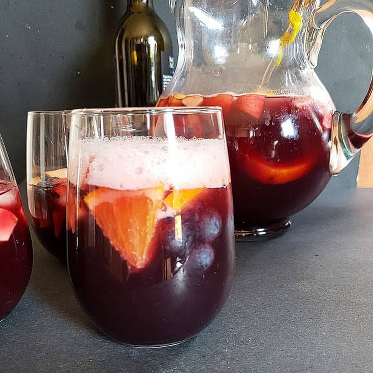 10 Best Red Wine Cocktails Recipes Yummly