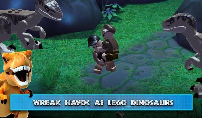 LEGO® Jurassic World™ v1.04.1~4 Apk Miki