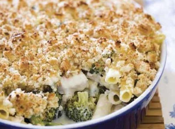 Easy Chicken Broccoli Casserole Recipe