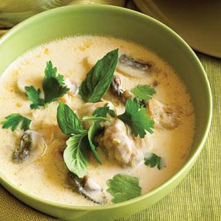 Peg'S Tom Kha Soup Recipe