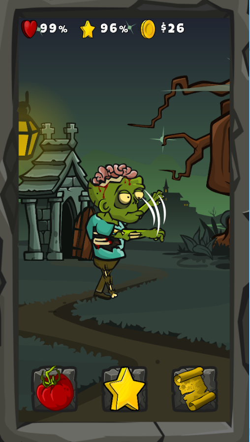 My Pet Zombie- screenshot