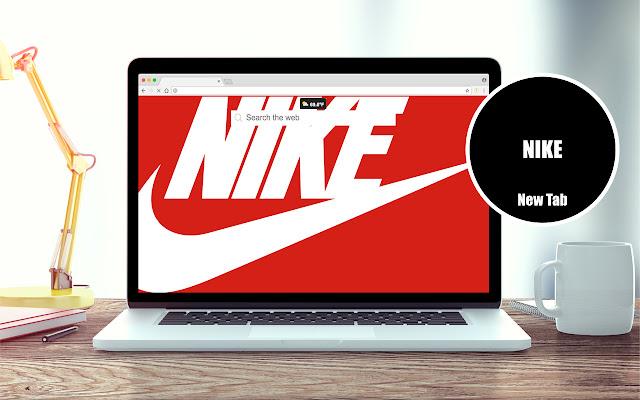 Nike Wallpapers New Tab Theme