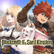 Blacksmith of the Sand Kingdom for iPhone/Android