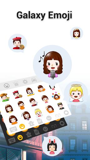 Galaxy Emoji - Emoji Keyboard  screenshots 3