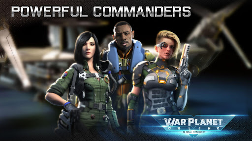 War Planet Online: Real-Time Strategy MMO Game 3.3.0 screenshots 4