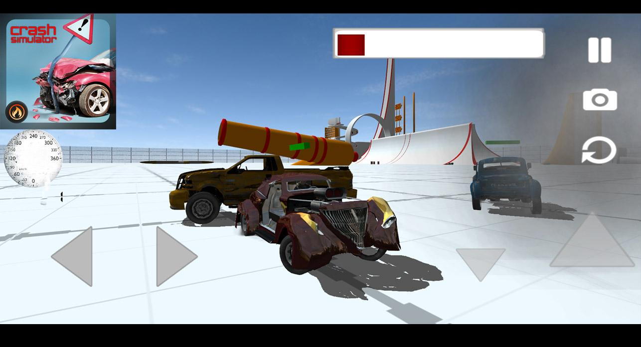 Car Crash Simulator Racing Android Apps On Google Play