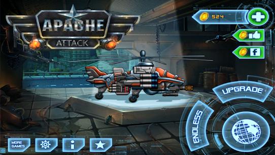 Apache shooter: Infinite Shooting 3