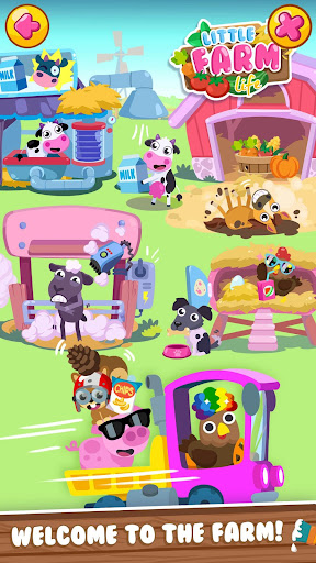 Little Farm Life - Happy Animals of Sunny Village 1.0.6 screenshots 1