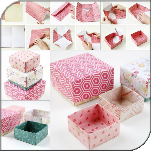 Creating Gift Box Tutorials