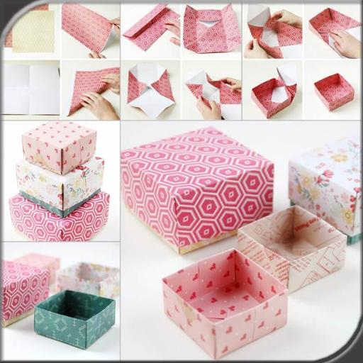 Creating Gift Box Tutorials
