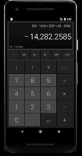 MC Calculator - náhled