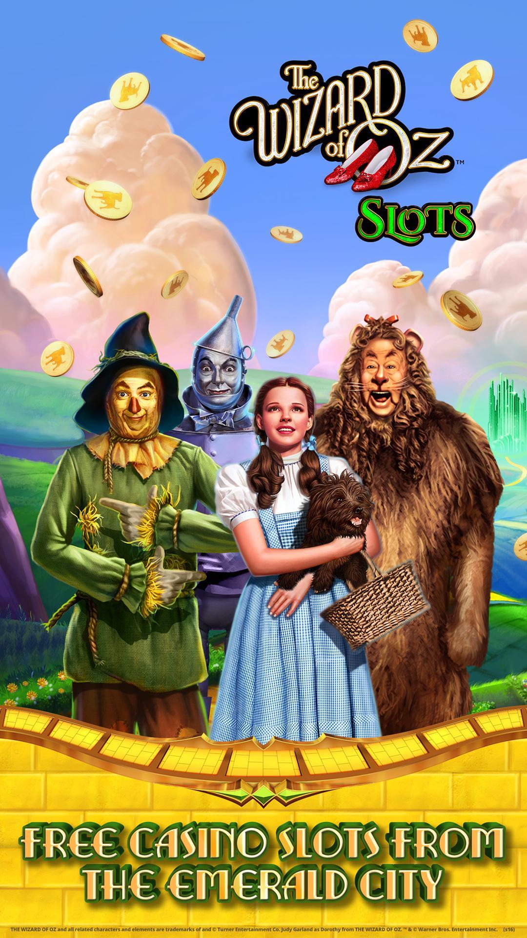 Wizard of Oz Free Slots Casino screenshot #5