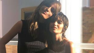 Isabel Jiménez y Sara Carbonero, una amistad inquebrantable.