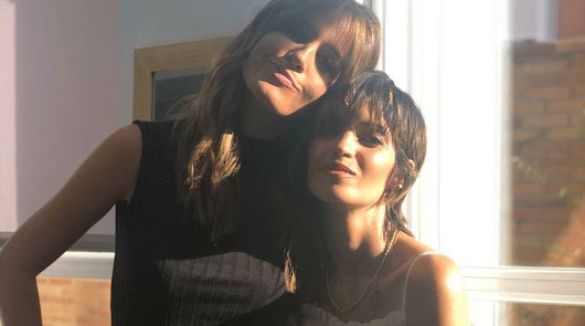 Isabel Jiménez y Sara Carbonero: su reencuentro más emotivo