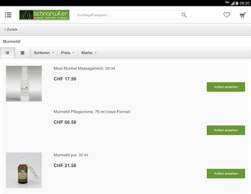 玩購物App|Schnarwiler AG免費|APP試玩