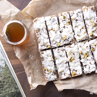 Toasted Coconut Bars