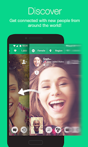 Azar-Video Chat&Call,Messenger 3.7.8-arm
