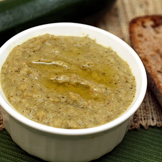 Green Soup with Bulgur Wheat