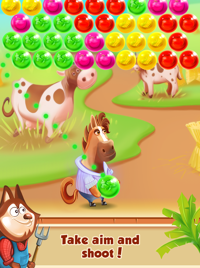 Bubble Farmer- screenshot