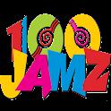 100 JAMZ icon