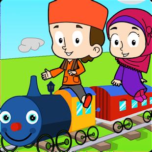 Lagu Anak Muslim Islami Aplikasi Google Play Gambar Screenshot Kartun