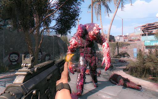 Zombie shooter 3d : Zombie shooting games 1.3 screenshots 2