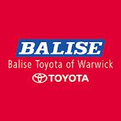 Balise Toyota Warwick
