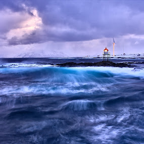 by Kenneth Pettersen - Landscapes Waterscapes